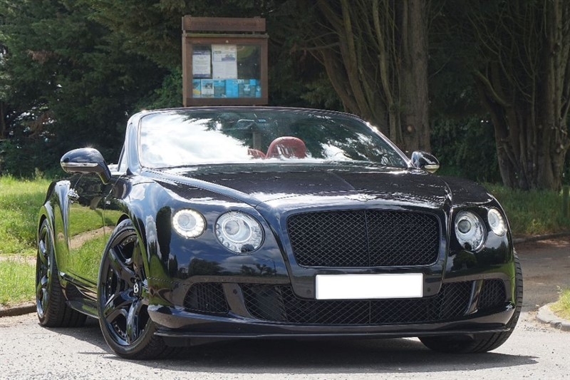 used Bentley Continental GTC ** CARBON BODY STYLING ** in essex