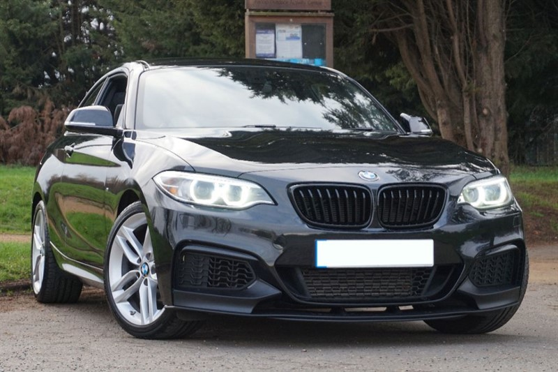 used BMW 218i M SPORT ** ONLY 11K MILES ** in essex