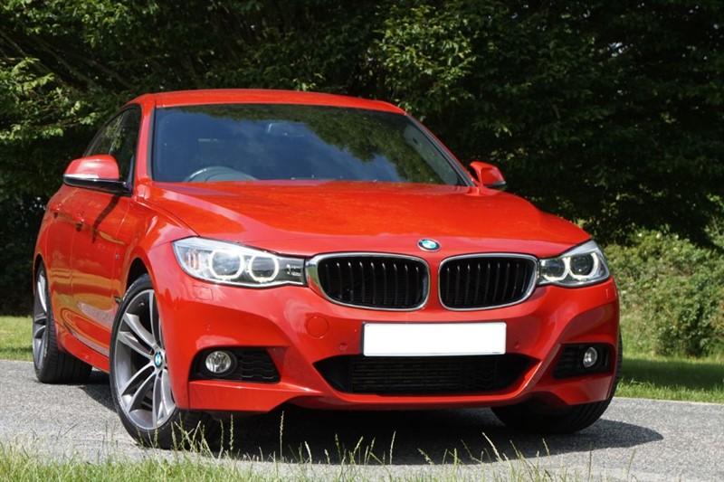 used BMW 320d M SPORT GRAN TURISMO ** SAT NAV & REVERSE CAMERA ** in essex