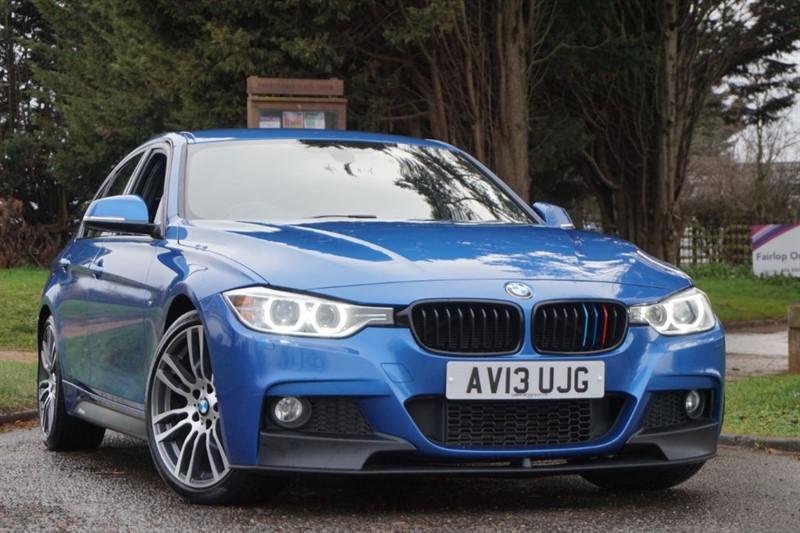 used BMW 320i M SPORT ** PRO SAT NAV & XENONS ** in essex
