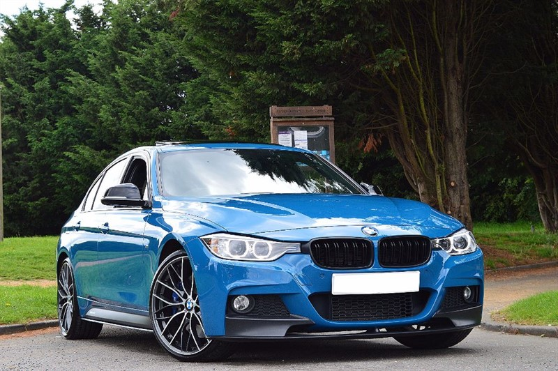 used BMW 328i M SPORT ** INDIVIDUAL ** £14,000 OPTIONS ** in essex