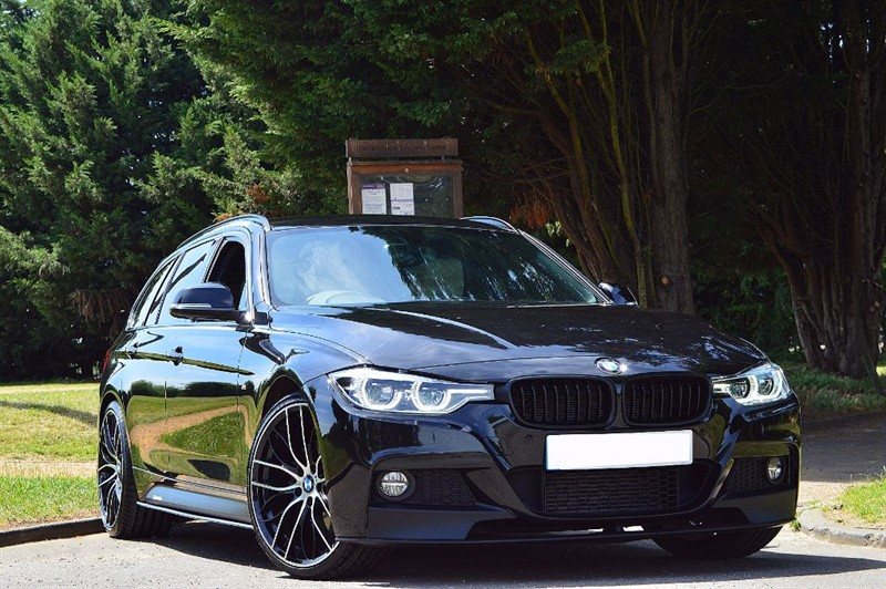 used BMW 330d M SPORT TOURING ** FACE LIFT ** LED LIGHTS ** in essex