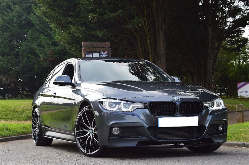 used BMW 330d M SPORT ** FACE LIFT ** LED LIGHTS **  in essex