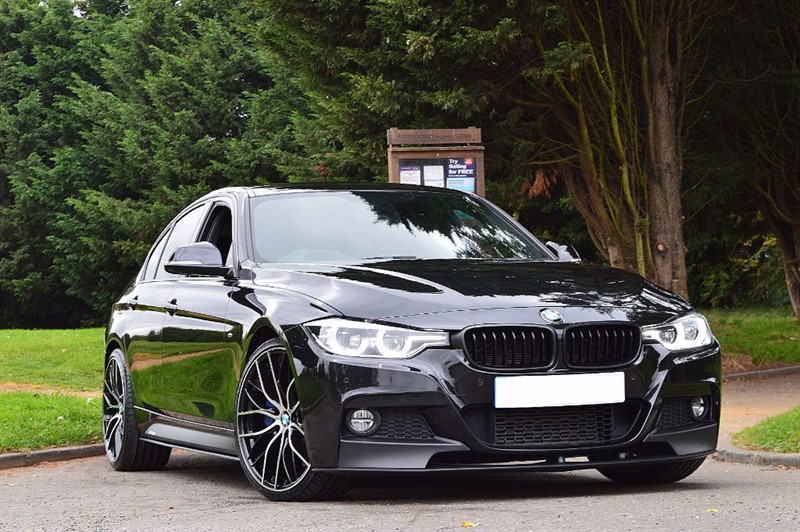 used BMW 330d M SPORT ** FACE LIFT ** OVER £12,000 OPTIONS ** in essex