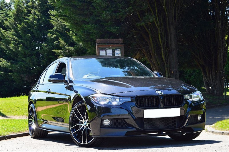 used BMW 335d XDRIVE M SPORT ** 2016 FACE LIFT MODEL **  in essex