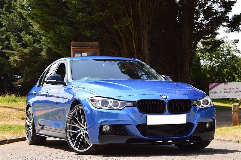 used BMW 335d XDRIVE M SPORT ** SURROUND VIEW ** M SPORT PLUS PACK **  in essex