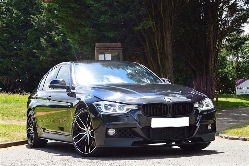 used BMW 340i M SPORT ** FACE LIFT ** LED LIGHTS ** HK HI FI ** in essex