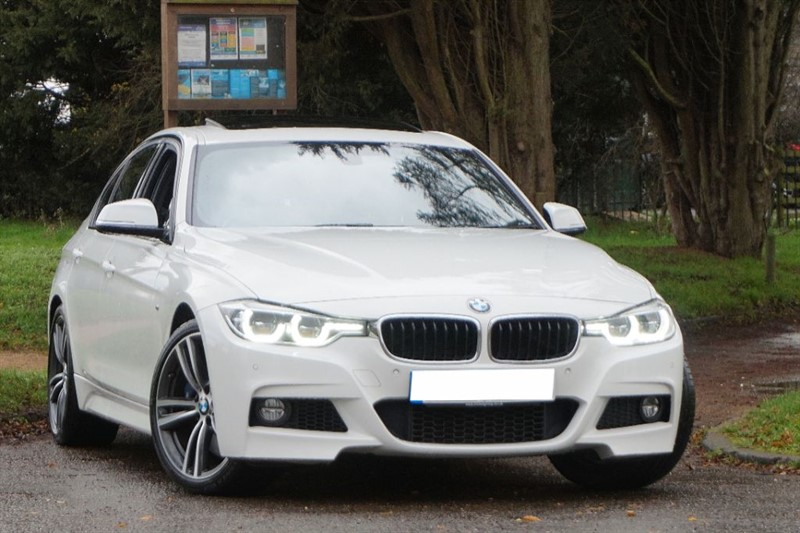 used BMW 340i M SPORT ** HEAD UP + SUNROOF **  in essex