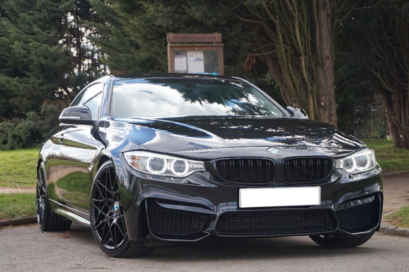 """used BMW 420d ** M4 LOOK CONVERSION ** 20"""" ALLOYS ** in essex"""