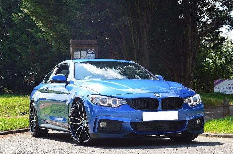 used BMW 430d M SPORT ** 1 OWNER ** FBMWSH ** in essex