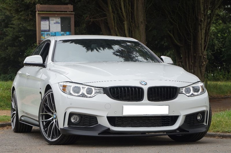 used BMW 430d M SPORT GRAN COUPE ** FACELIFT MODEL **  in essex