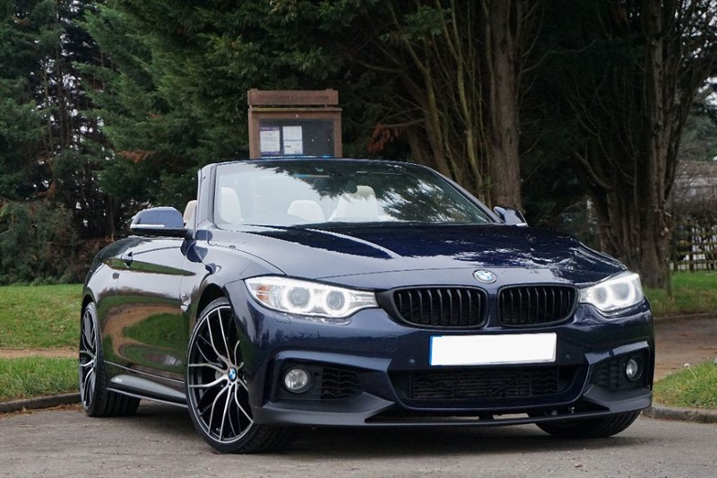 used BMW 435i M SPORT ** INDIVIDUAL ** in essex