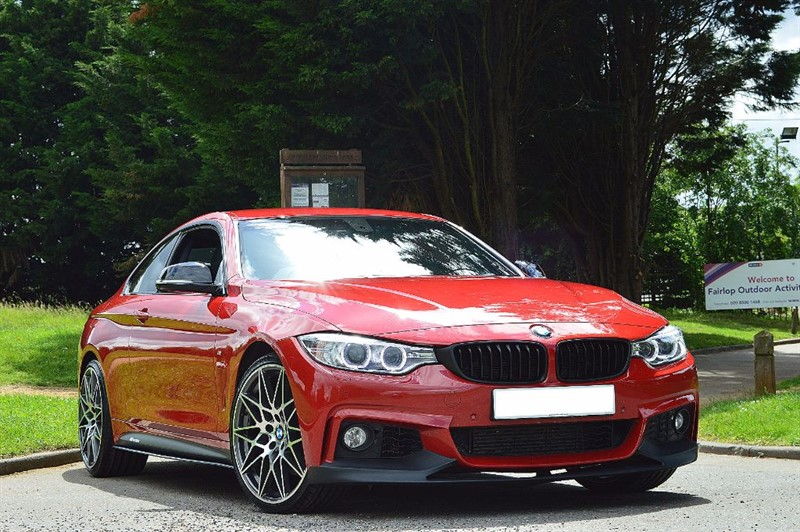 used BMW 435i M SPORT ** 1 OWNER ** M PERFORMANCE STYLING ** in essex