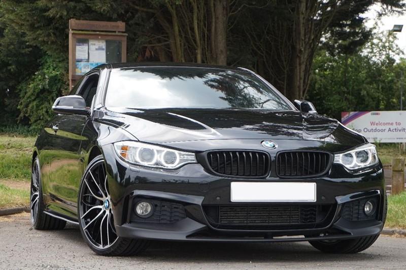 used BMW 435i M SPORT ** M SPORT PLUS PACKAGE ** HK HI FI ** in essex