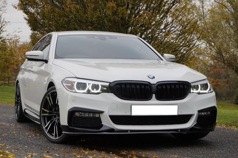 "used BMW 520d M SPORT ** M PERFORMANCE KIT & 20"" ALLOYS **  in essex"