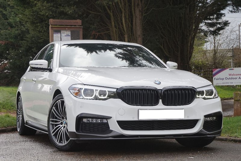 used BMW 530d M SPORT ** M PERFORMANCE KIT ** SURROUND VIEW **  in essex