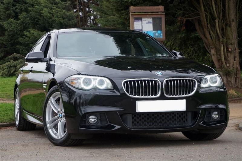 used BMW 535d M SPORT ** 1 OWNER ** FBMWSH ** in essex