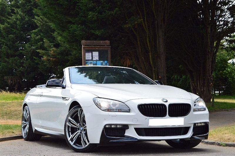 used BMW 640d M SPORT ** HEAD UP DISPLAY ** HIGH SPEC **  in essex