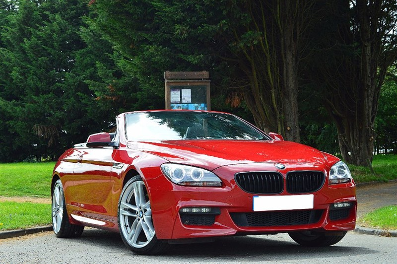 "used BMW 640d M SPORT ** 20"" ALLOYS & COMFORT ACCESS ** in essex"