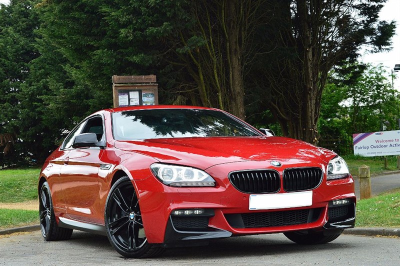 used BMW 640d M SPORT ** PERFORMANCE STYLING ** in essex