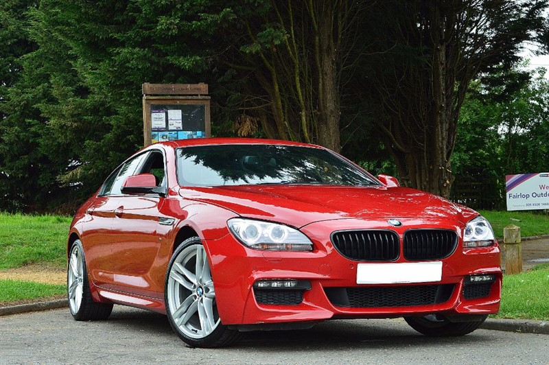 used BMW 640d M SPORT GRAN COUPE ** FACELIFT MODEL ** M6 STYLE EXHAUST  ** in essex