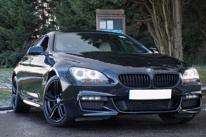 used BMW 640d M SPORT GRAN COUPE ** 1 OWNER ** in essex