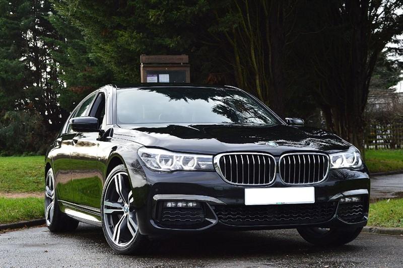 used BMW 730d M SPORT ** MASSIVE SPEC ** COMFORT & MASSAGE SEATS ** in essex