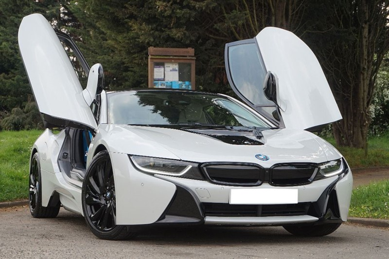 used BMW i8 I8 ** CUSTOM EXTERIOR STYLING ** ONLY 6000 MILES  **  in essex
