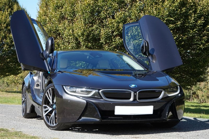 used BMW i8 I8 ** BMW WARRANTY & SERVICE PACK ** BIG SPEC ** in essex