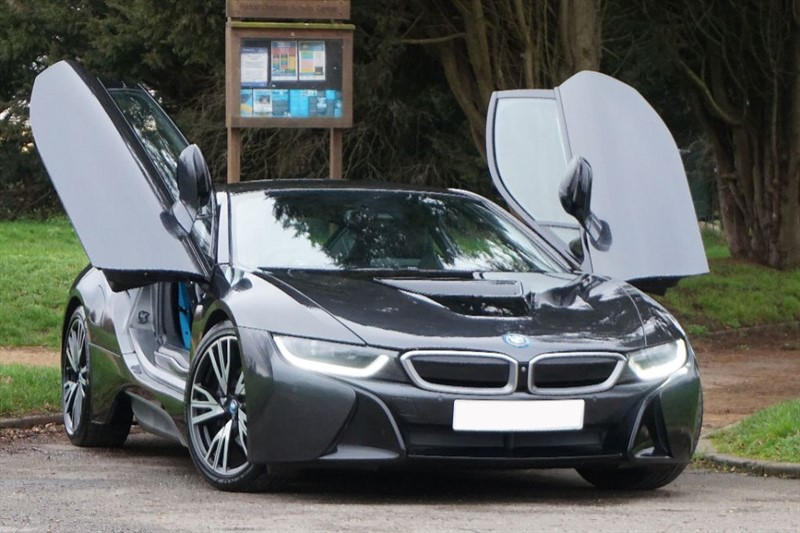 used BMW i8 I8 ** SURROUND VIEW ** TOP SPEC ** in essex