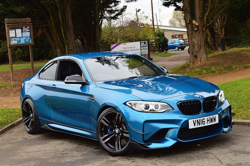 used long beach blue bmw m2 for sale essex. Black Bedroom Furniture Sets. Home Design Ideas