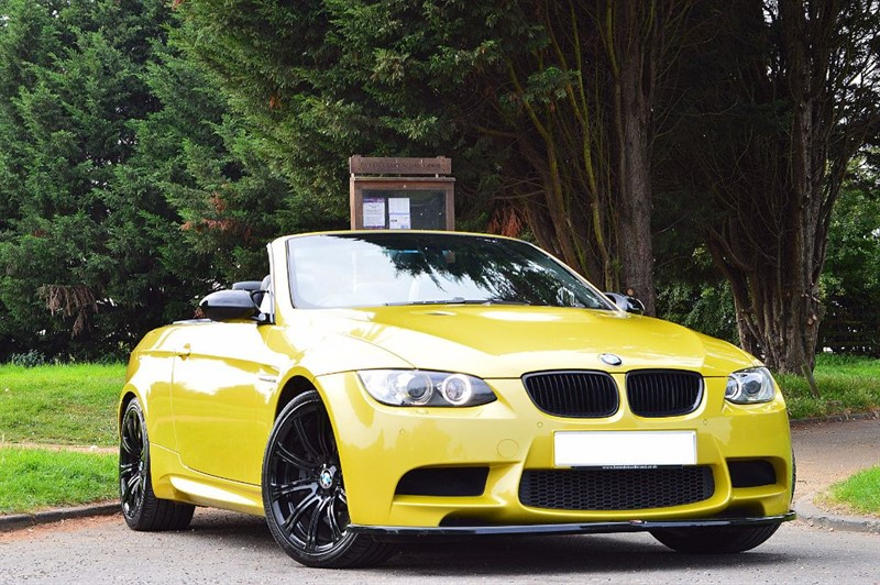 used BMW M3 ** VERY RARE INDIVIDUAL M CAR ** in essex