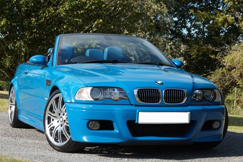 used BMW M3 ** ONLY 48000 MILES **  in essex