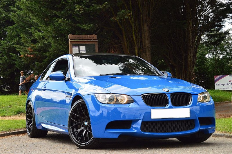 used BMW M3 ** INDIVIDUAL ** COMPETITION PACK **  in essex