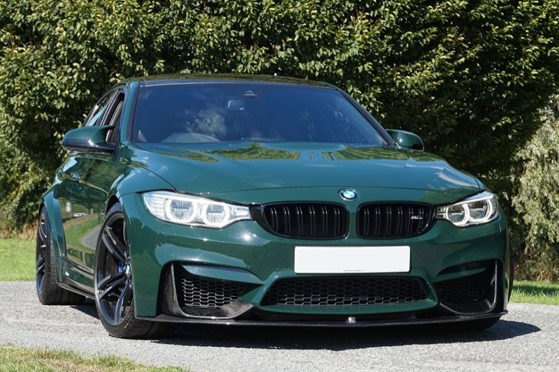 used BMW M3  ** THE ULTIMATE M3 ** INDIVIDUAL IN & OUT ** in essex
