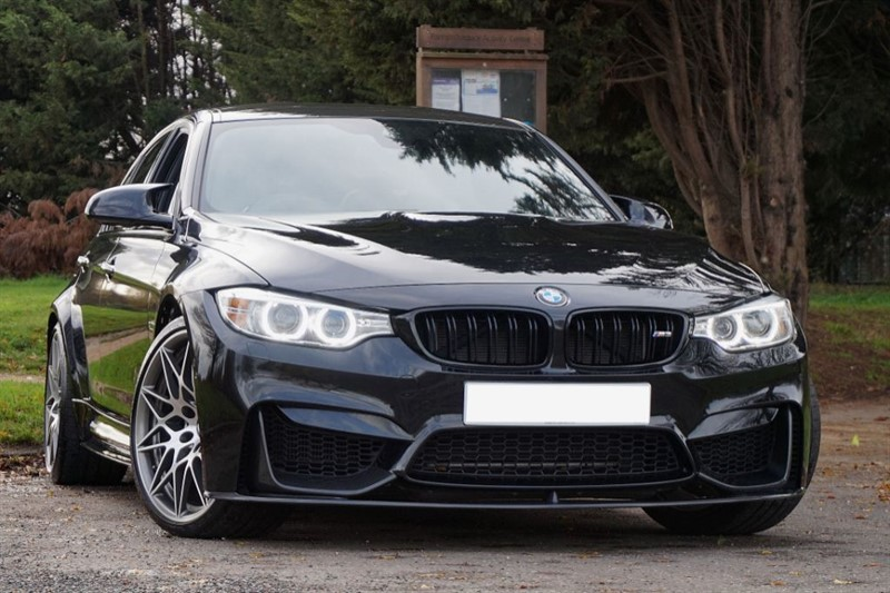 used BMW M3 COMPETITION PACKAGE ** BIG SPEC ** CARBON INSIDE & OUT ** in essex