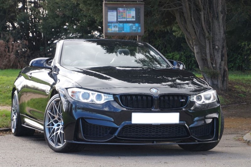 used BMW M4 COMPETITION PACKAGE ** MASSIVE SPECIFICATION ** in essex