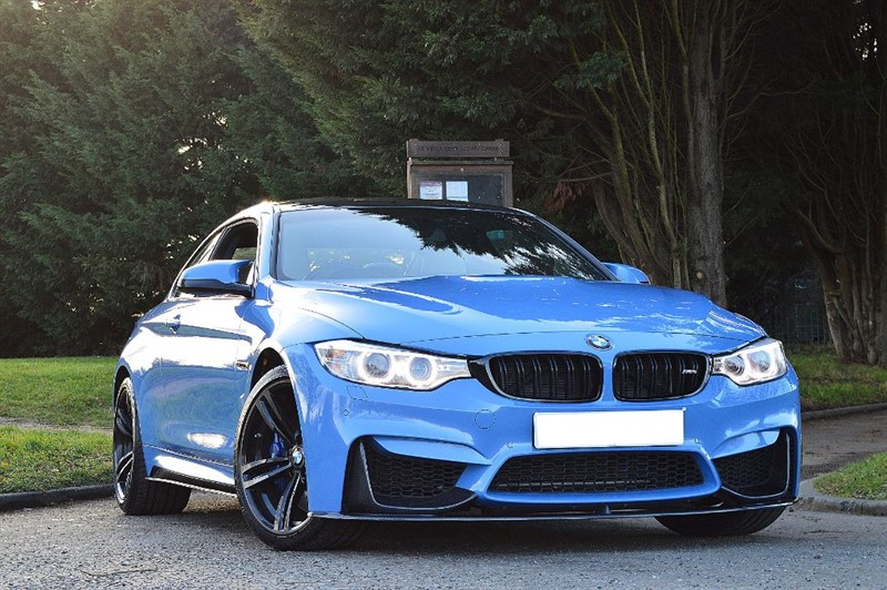 used BMW M4 ** 1 OWNER ** SILVER STONE LEATHER ** in essex