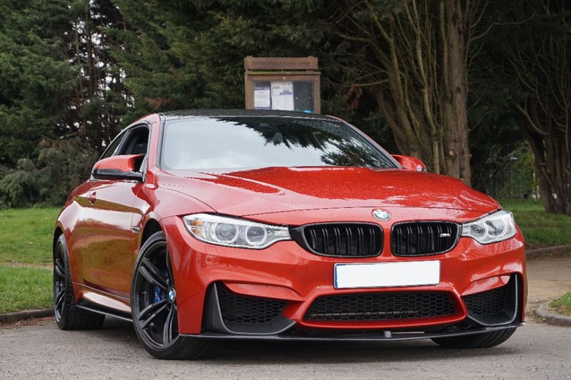 used BMW M4 ** M PERFORMANCE EXHAUST ** in essex