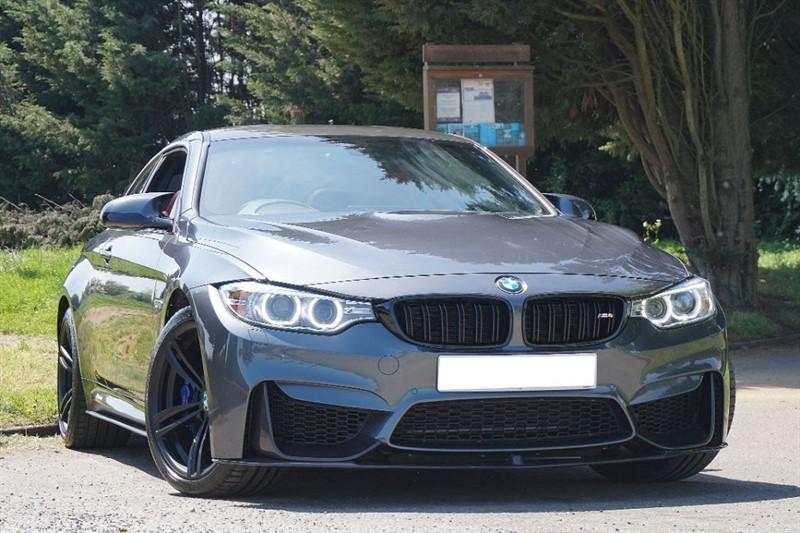 used BMW M4 ** SAKHIR ORANGE NAPPA ** in essex