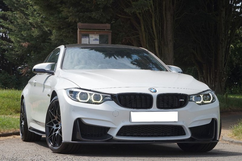 used BMW M4 COMPETITION PACKAGE ** FACE LIFT ** in essex