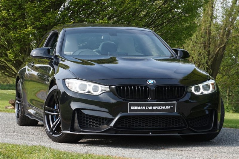 used BMW M4 **FULL CARBON STYLING **  in essex