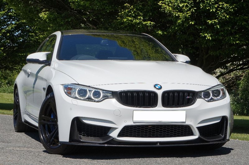 used BMW M4 ** 1 OWNER ** CARBON KIT ** in essex