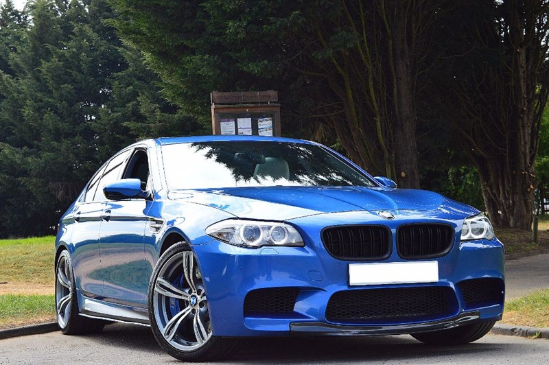 used BMW M5 ** 1 OWNER ** CARBON STYLING  ** in essex
