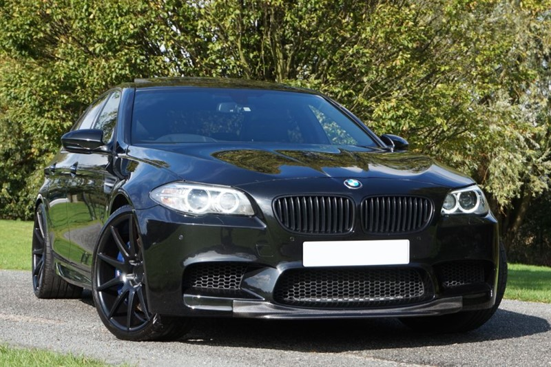 "used BMW M5 ** 21"" WHEELS ** CARBON SPLITTER ** in essex"