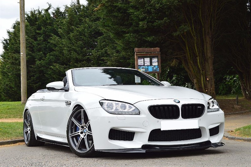 used BMW M6 ** OVER £10,000 OPTIONS **  in essex