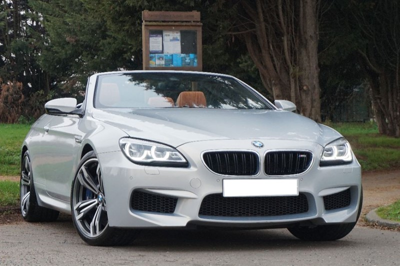 used BMW M6 ** INDIVIDUAL INSIDE & OUT ** THE ULTIMATE M6 ** OVER £100K LIST PRICE ** in essex