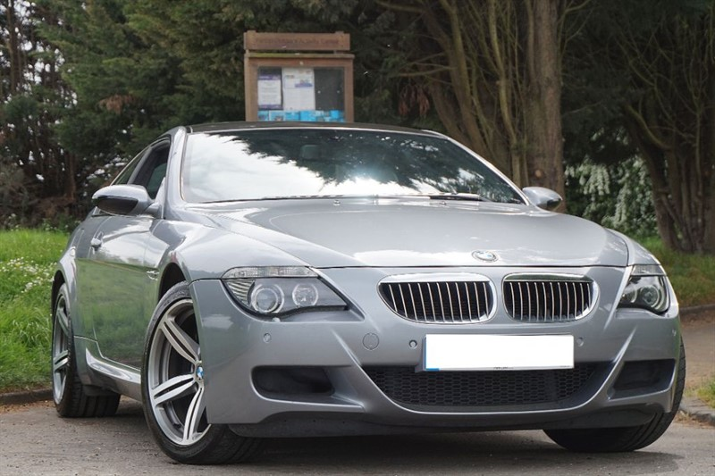 used BMW M6 ** ULTIMATE EXAMPLE ** in essex