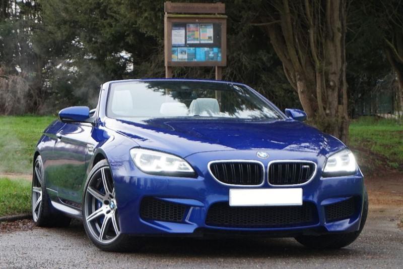 used BMW M6 ** COMPETITION PACK ** 1 OWNER ** EVERY OPTION ** in essex
