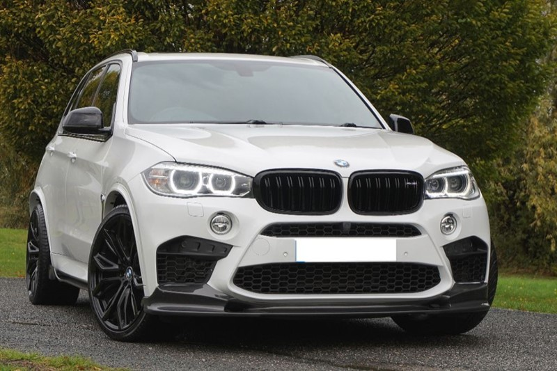 used BMW X5 M50D ** ONE OFF X5** 4.4M BODY KIT & CUSTOM CARBON STYLING **  in essex